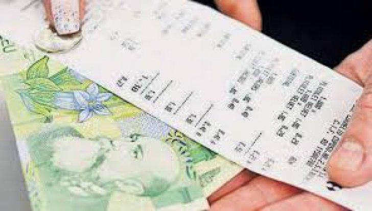 Bacșișul va apărea pe bonul fiscal, conform unui noi proiect
