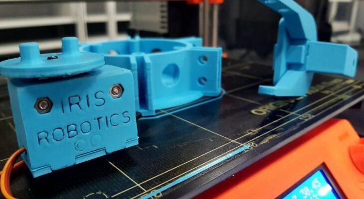 IRIS Robotics, start-up din Iaşi care oferă roboţi şi soluţii de automatizare, mizează pe dublarea afacerilor în acest an