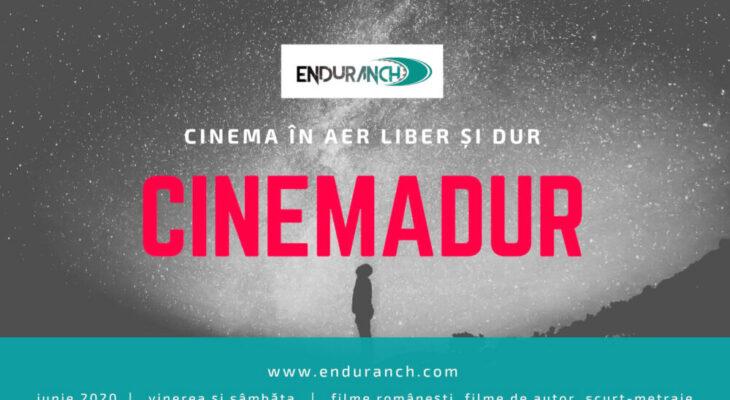 CINEMADUR – cinema în aer liber și dur