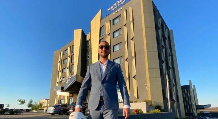 Ștefan Mandachi investește 22 mil. euro în imobiliare și industria dezinfectanților